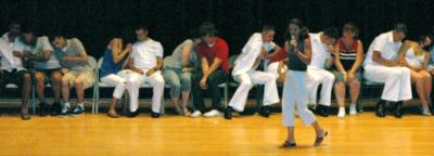 Awarded #1 2012 Comedy Hypnotist Cheryl | Davenport, IA | Hypnotist | Photo #5