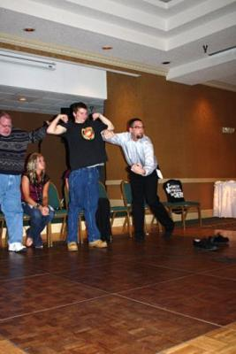 Awarded #1 2012 Comedy Hypnotist Cheryl | Davenport, IA | Hypnotist | Photo #16