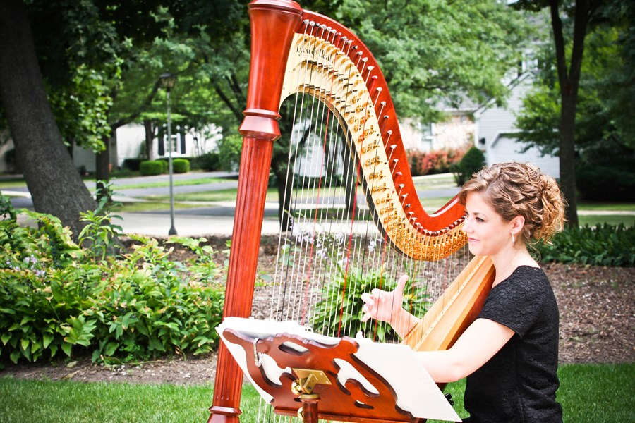 Brittany Smith - Classical Harpist - Barrington, IL