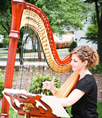 Brittany Smith | Chicago, IL | Classical Harp | Photo #3