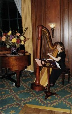 Brittany Smith | Chicago, IL | Classical Harp | Photo #5