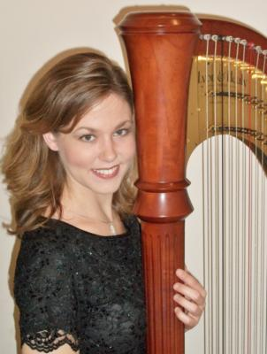 Brittany Smith | Chicago, IL | Classical Harp | Photo #1