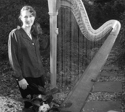 Beth Mailand, Harpist | Washington, DC | Classical Harp | Photo #1