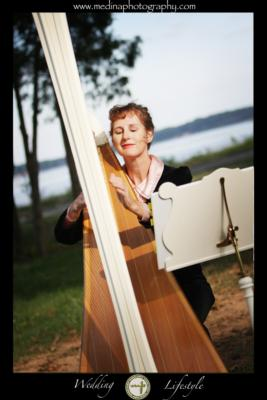 Beth Mailand, Harpist | Washington, DC | Classical Harp | Photo #2