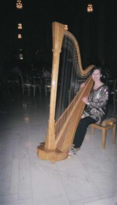 Beth Mailand, Harpist | Washington, DC | Classical Harp | Photo #5
