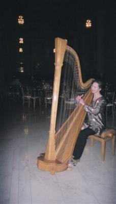 Beth Mailand, Harpist | Washington, DC | Classical Harp | Photo #8