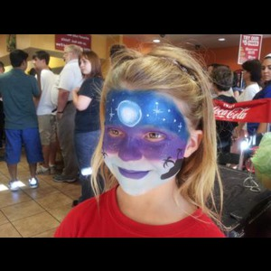 Fort Worth Body Painter | Faces By Darlene! Face Painting