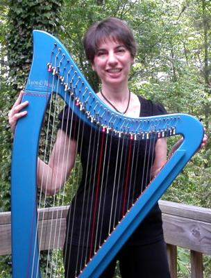 Donna Germano | Asheville, NC | Harp | Photo #10