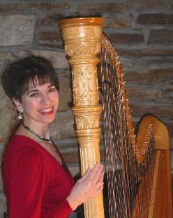 Donna Germano | Asheville, NC | Harp | Photo #1