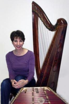 Donna Germano | Asheville, NC | Harp | Photo #2