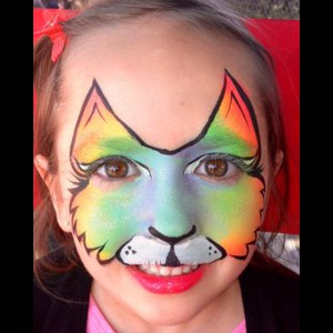 Happy Painted Faces - Face Painter - Fairfield, CA