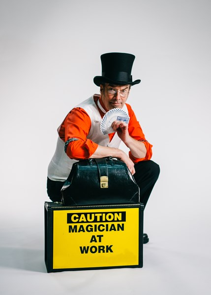 Magic Century! - Magician - Salt Lake City, UT