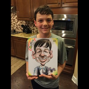 Savannah Caricaturist | Bill's Caricatures