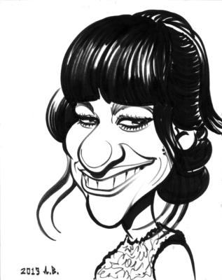 Bill's Caricatures | Jacksonville, FL | Caricaturist | Photo #11