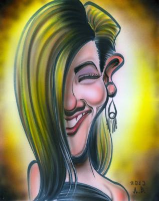 Bill's Caricatures | Jacksonville, FL | Caricaturist | Photo #17