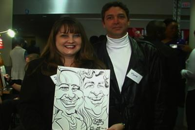 Bill's Caricatures | Jacksonville, FL | Caricaturist | Photo #21