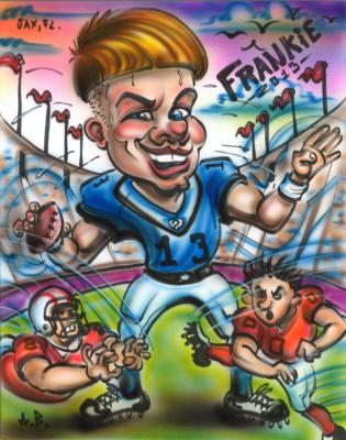 Bill's Caricatures | Jacksonville, FL | Caricaturist | Photo #12