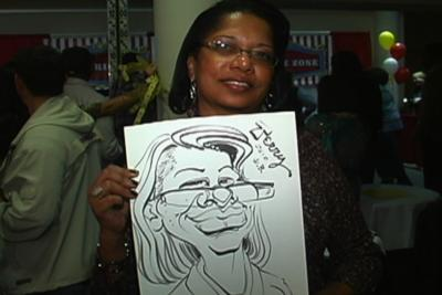 Bill's Caricatures | Jacksonville, FL | Caricaturist | Photo #19