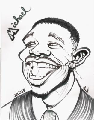 Bill's Caricatures | Jacksonville, FL | Caricaturist | Photo #6