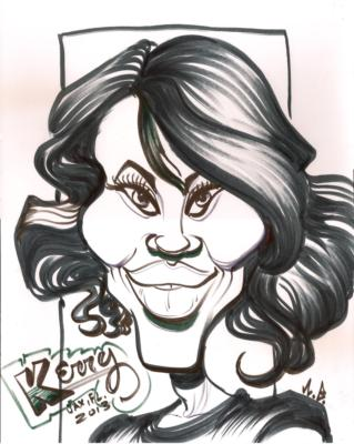 Bill's Caricatures | Jacksonville, FL | Caricaturist | Photo #4