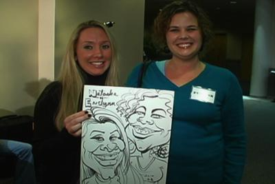 Bill's Caricatures | Jacksonville, FL | Caricaturist | Photo #20