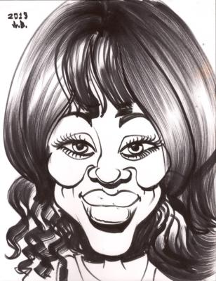 Bill's Caricatures | Jacksonville, FL | Caricaturist | Photo #10