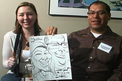 Bill's Caricatures | Jacksonville, FL | Caricaturist | Photo #18