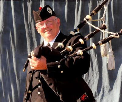 Halthepiper | Annapolis, MD | Celtic Bagpipes | Photo #2