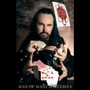 "San Bernardino Street Magician | The Mystifying Magic of ""Scary"" Larry"
