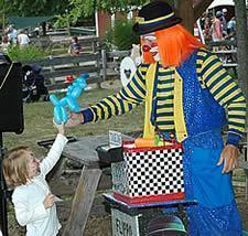 Flippo The Juggling Magician / Clown | West Boylston, MA | Clown | Photo #22