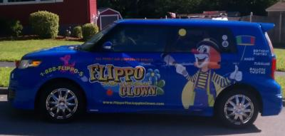 Flippo The Juggling Magician / Clown | West Boylston, MA | Clown | Photo #12