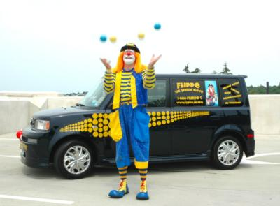 Flippo The Juggling Magician / Clown | West Boylston, MA | Clown | Photo #5