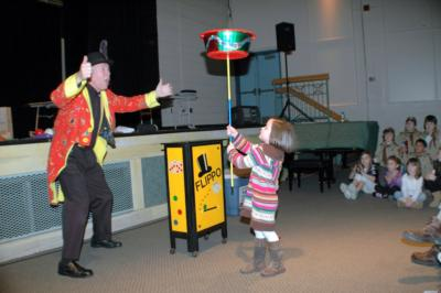 Flippo The Juggling Magician / Clown | West Boylston, MA | Clown | Photo #14