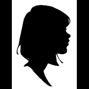 Mc Laughlin Silhouette Artist | Ruth Monsell, Silhouette Artist