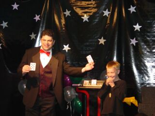 Magic of Rick Silver - Magician - Alpharetta, GA