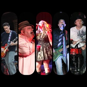 West Yarmouth 80s Band | Thirty 6 Red