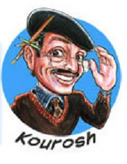 Snow Lake Caricaturist | Kourosh - Creative Caricatures