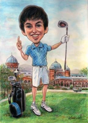 Kourosh - Creative Caricatures | Acworth, GA | Caricaturist | Photo #10