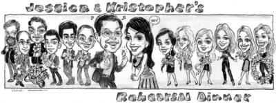 Kourosh - Creative Caricatures | Acworth, GA | Caricaturist | Photo #17
