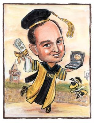 Kourosh - Creative Caricatures | Acworth, GA | Caricaturist | Photo #23