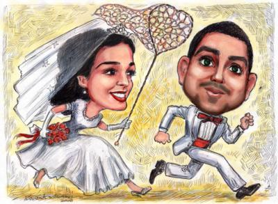 Kourosh - Creative Caricatures | Acworth, GA | Caricaturist | Photo #21