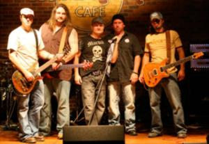 Burning Earth - Alternative Band - Coraopolis, PA