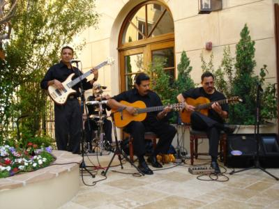 Ostia  | Los Angeles, CA | Latin Band | Photo #1
