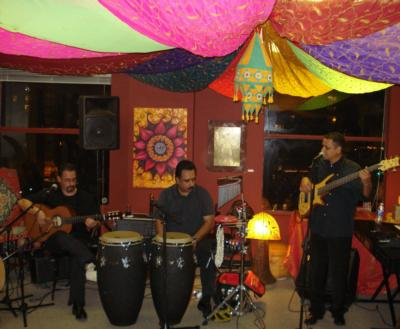 Ostia  | Los Angeles, CA | Latin Band | Photo #2