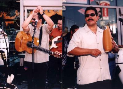 Ostia  | Los Angeles, CA | Latin Band | Photo #6