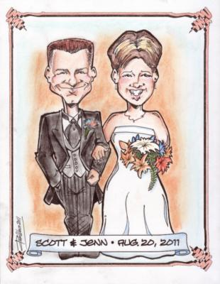 Rick Welch | Rutherford, NJ | Caricaturist | Photo #18