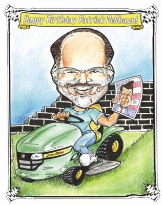 Rick Welch | Rutherford, NJ | Caricaturist | Photo #21