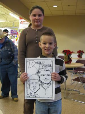 Rick Welch | Rutherford, NJ | Caricaturist | Photo #10