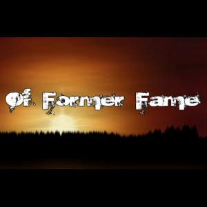 Of Former Fame - Rock Band - Portland, OR