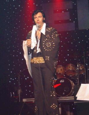 Robert James McArthur | Virginia Beach, VA | Elvis Impersonator | Photo #8